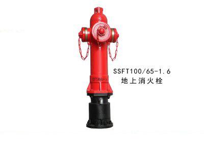 SSFT100/65-1.6地上消火栓
